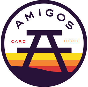 Logo for Amigos club.